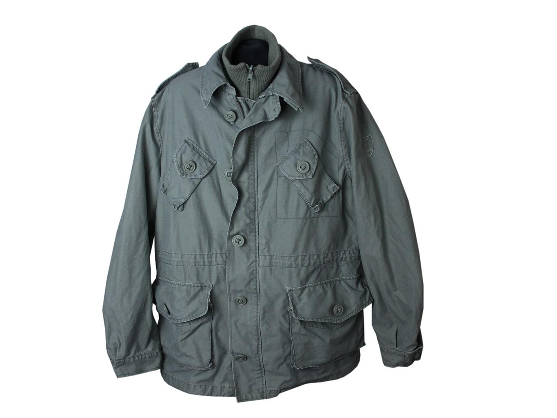 Мужская хлопковая куртка 3 в 1 GANESH, XXL