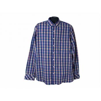 Рубашка в клетку мужская JAN PAULSEN, XL