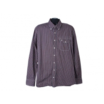 Рубашка в клетку мужская BUGATTI, XL