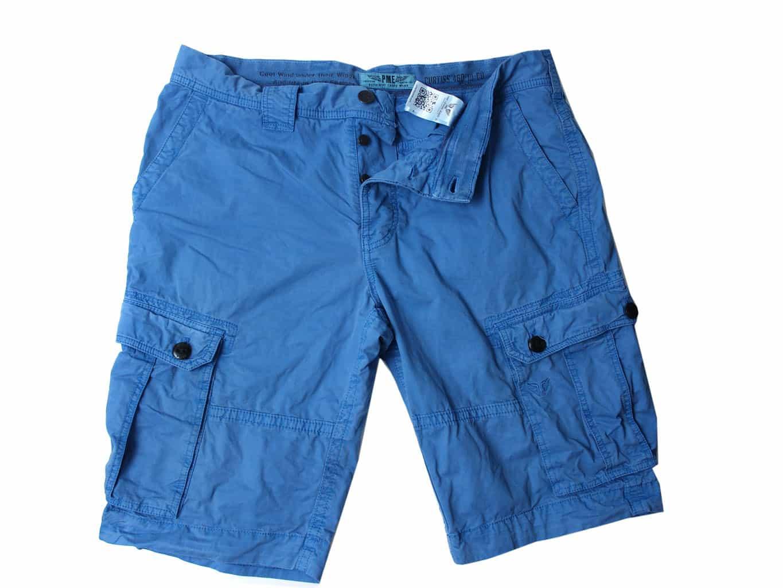 Шорты карго синие мужские PME LEGEND W 40