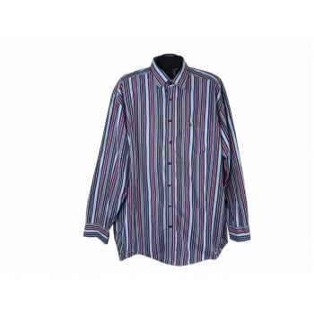 Рубашка в цветную полоску мужская CASA MODA, 3XL