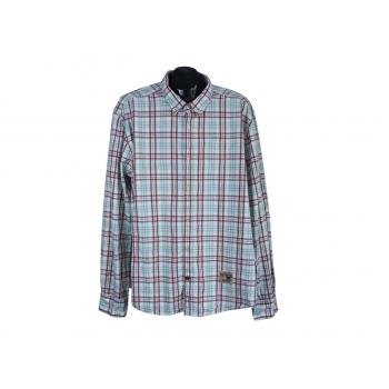 Мужская рубашка в клетку SLIM FIT NAPAPIJRI GEOGRAPHIC, XL