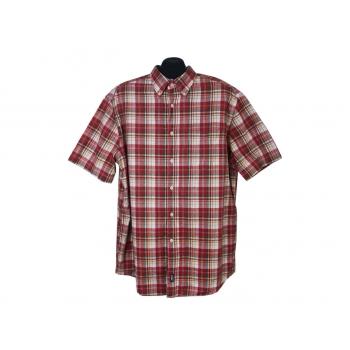 Рубашка в клетку мужская CELIO, XL