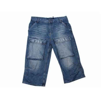 Шорты джинсовые ниже колена мужские FISHBONE W 36