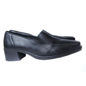 Туфли кожаные женские RIEKER 39 размер