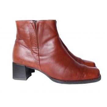 Ботинки кожаные женские осень весна GABOR 39 размер