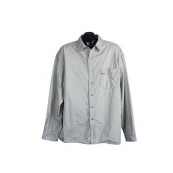 Рубашка серая мужская CALVIN KLEIN JEANS, XL