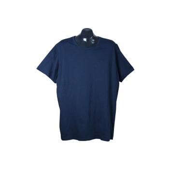 Футболка синяя мужская IDENTIC BASIC, XL
