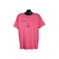 Футболка розовая мужская GANT, XL