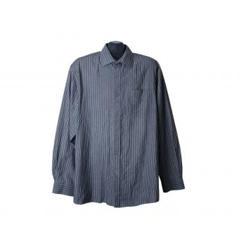 Рубашка мужская серая в полоску CEDARWOOD STATE, XL