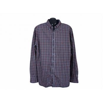 Рубашка приталенная в клетку мужская MODERN FIT BRAX, XL