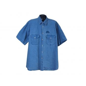 Рубашка джинсовая мужская CAMEL TROPHY, XXL