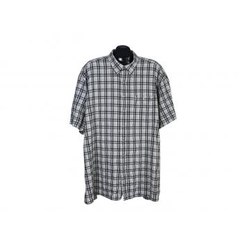 Рубашка в клетку мужская CAMEL COLLECTION, XXL