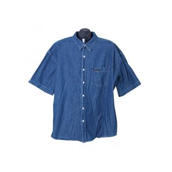 Рубашка джинсовая мужская EXPEDITION, XXL
