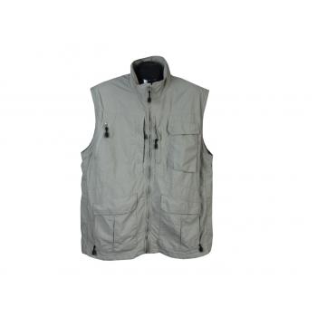 Жилет мужской с карманами NAVIGAZIONE, XL
