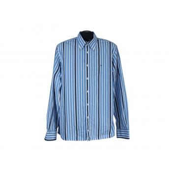 Рубашка в голубую полоску мужская TOMMY HILFIGER, М