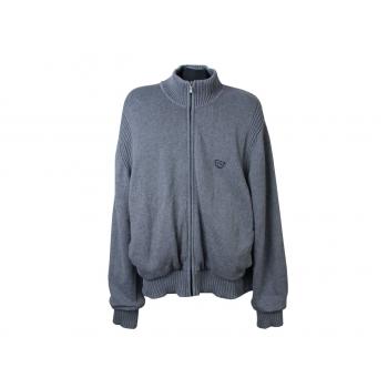 Куртка теплая вязаная мужская HUGO BOSS, XXL