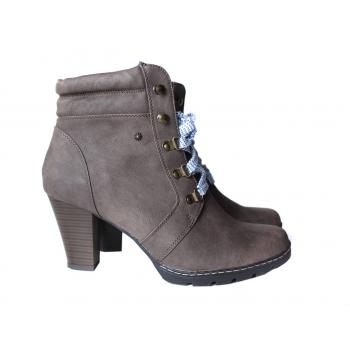 Ботинки женские кожаные HERZILEIN 42 размер