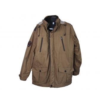 Куртка демисезонная мужская коричневая ATLAS FOR MEN, XL