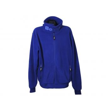 Кофта мужская флисовая синяя BENCH, XL