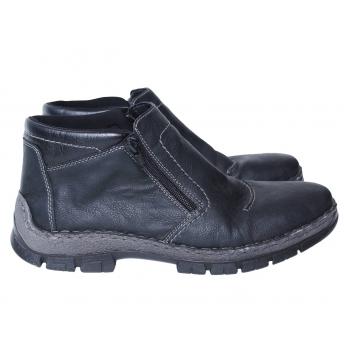 Ботинки кожаные мужские RIEKER 44 размер