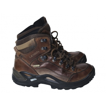 Ботинки кожаные LOWA GORE-TEX для мальчика 9-12 лет