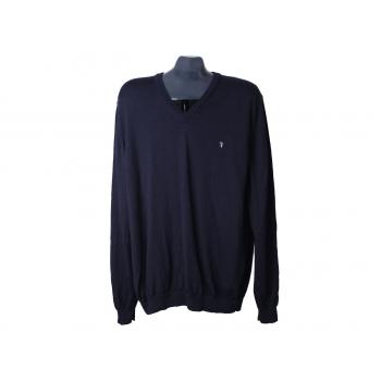 Пуловер шерстяной мужской TRUSSARDI JEANS, XL