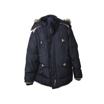 Куртка зимняя мужская с капюшоном EPOCHE POLAR CIRCLE LIFE, XXL