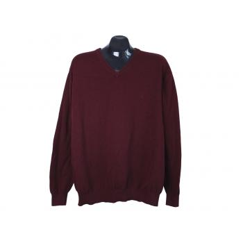 Пуловер мужской бордовый CASA MODA, XXL