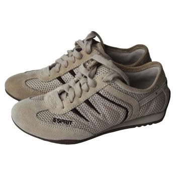 Кроссовки бежевые женские ESPRIT 36 размер