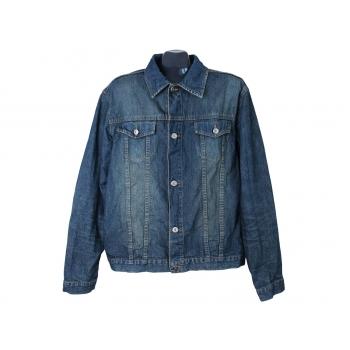 Куртка джинсовая синяя мужская RAID DENIM, L