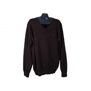 Пуловер коричневый мужской POLO by RALPH LAUREN, 4XL