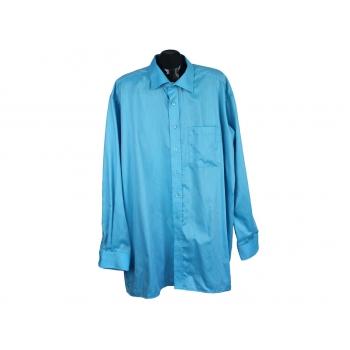Рубашка голубая мужская ETERNA EXCELLENT, 4XL