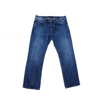 Джинсы синие мужские LTB JEANS W 38 L 32