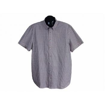 Мужская рубашка в клетку CANDA, XL