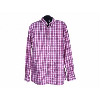 Рубашка в клетку мужская U.S POLO ASSN, XL