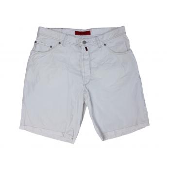 Шорты белые мужские PIERRE CARDIN W 36