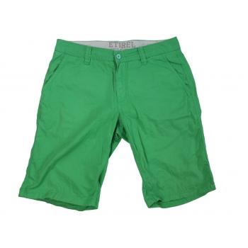 Шорты мужские зеленые ETIREL W 34