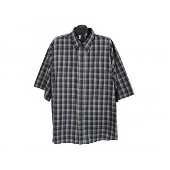 Рубашка в клетку мужская VAN HEUSEN, 4XL