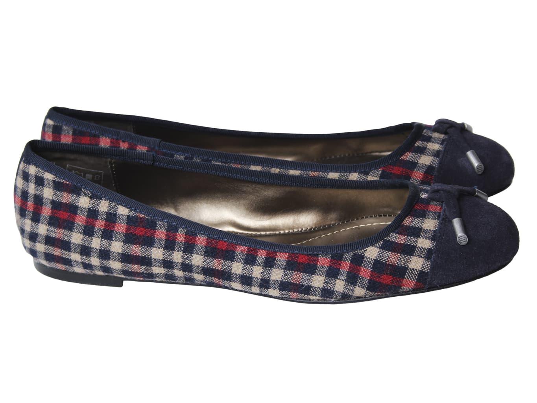 Балетки текстильные женские LANDSEND 42 размер