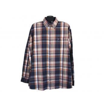 Рубашка в клетку мужская BEN GREEN, 4XL