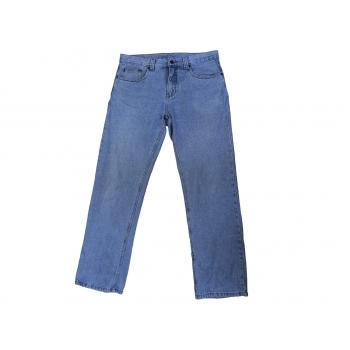 Джинсы голубые мужские JOHN BANER W 36 L 32