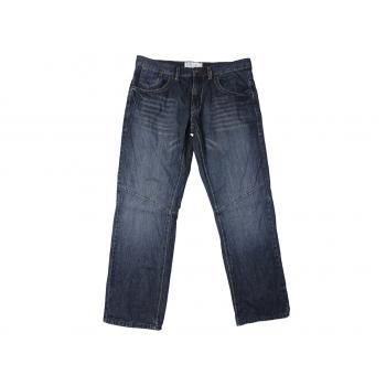 Джинсы синие мужские ALCW BIO COTTON W 38 L 32
