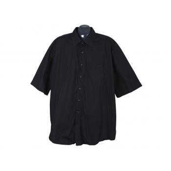 Рубашка черная мужская BARISAL BUGELLEICHT, 3XL