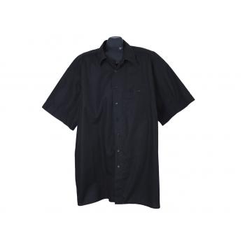 Рубашка черная мужская ETERNA EXCELLENT, 4XL