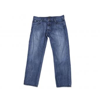 Джинсы синие мужские HUGO BOSS REGULAR FIT W 40 L 36