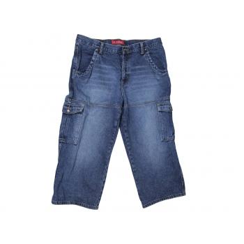 Шорты карго джинсовые мужские EXPLORER W 38