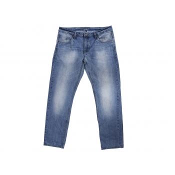Джинсы голубые мужские DENIM REG.NO 78 W38 L32