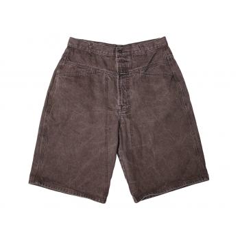 Шорты джинсовые мужские MARITHE FRANCOIS GIRBAUD W 32