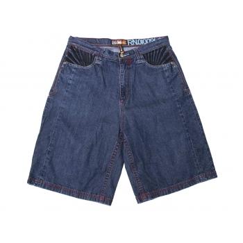 Шорты джинсовые мужские AKADEMIKS W 34